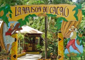 Maison du Cacao, Pointe Noire, Guadeloupe