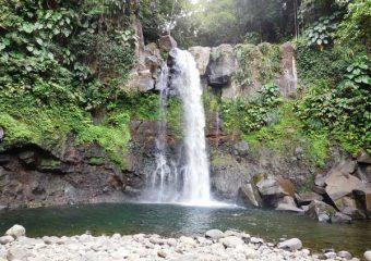 Majestueuse 3ème Chute du Carbet, Guadeloupe