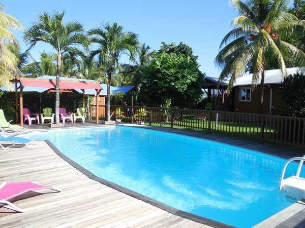 Vue d'ensemble de vos locations en Guadeloupe.